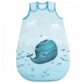 Cпальник Menthol whale (0-12 месяцев) Veres