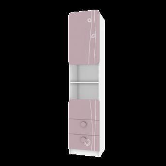 Пенал TR-P-004/2 Rose Эдисан
