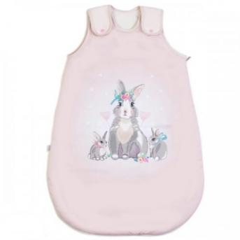 Cпальник Summer Bunny розовый (0-12 місяців) Veres