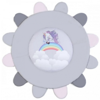Коврик игровой Unicorn Love 92х92 Veres