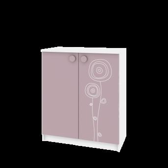 Тумба TR-T-001/2 Rose Эдисан