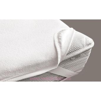 Наматрасник (дышащий, не промокаемый) белый 120x200 VIALL