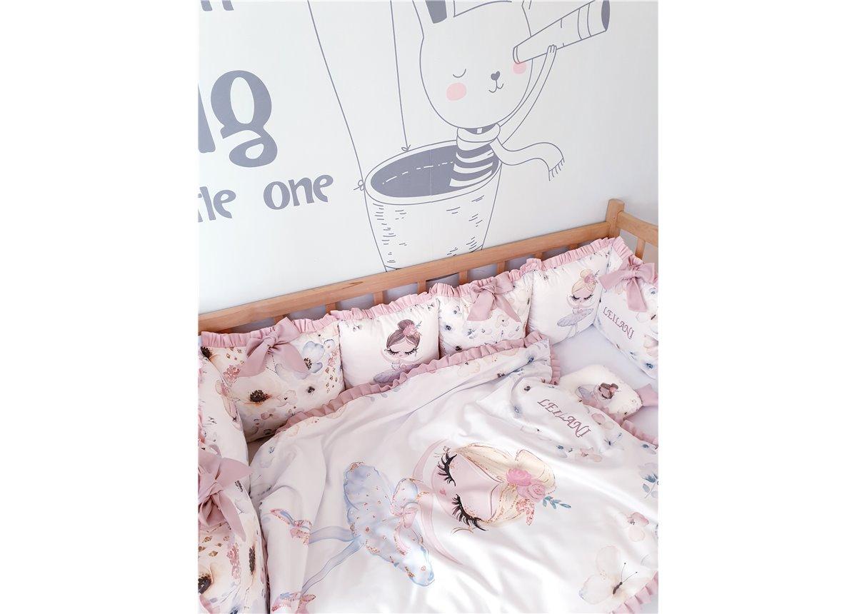 Одеяло-конверт Балеринка BunnyMom