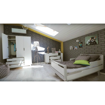 Комната Верес коллекция Манхэттен бело-серый