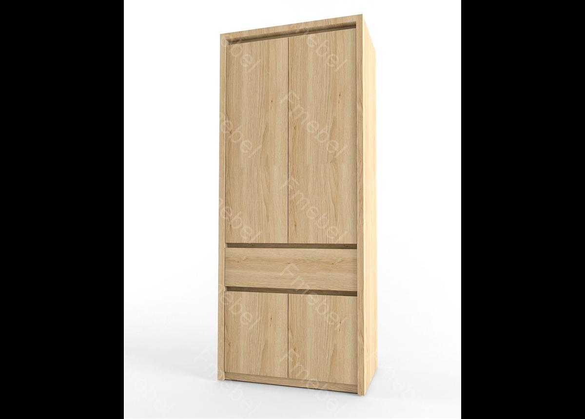 Шкаф двухдверный NOT Fmebel