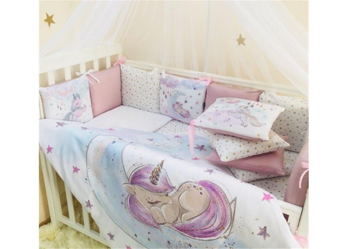 Комплект Magic Единорог розовый (6 предметов) Маленькая Соня