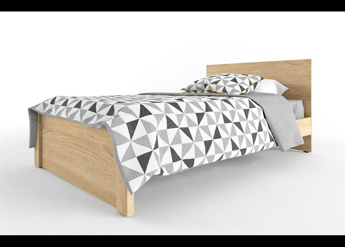 Кровать 120 NOT Fmebel
