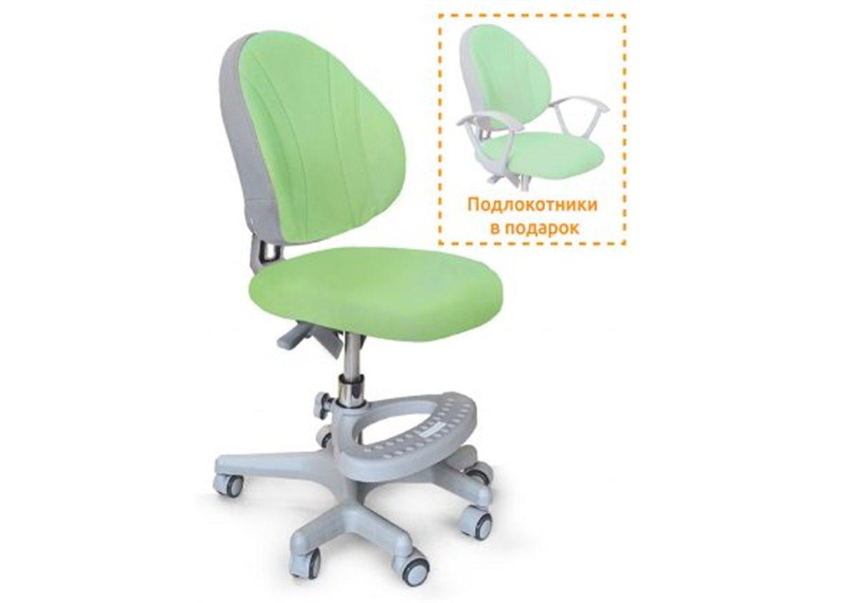 Детское кресло Mio зеленый Evo-Kids