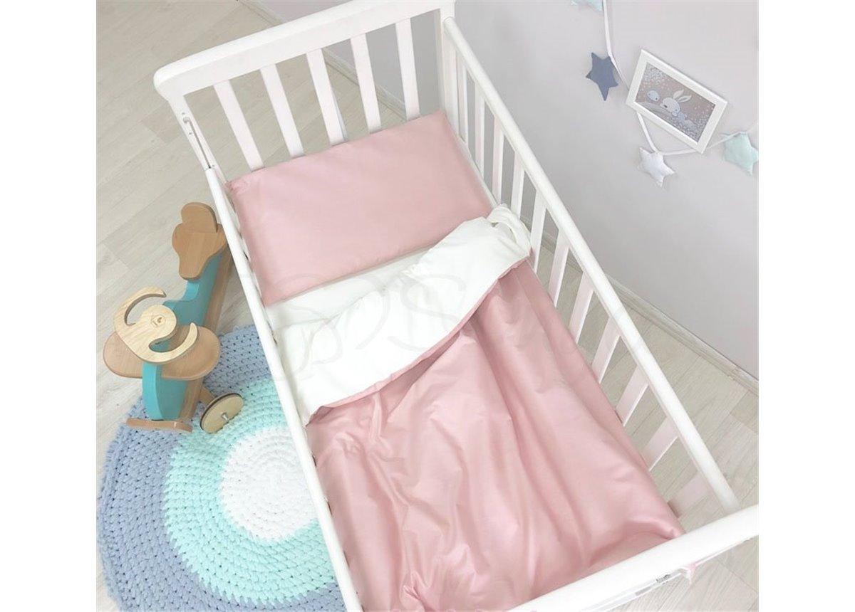 Сменный комплект постельного белья Универсальный Маленькая Соня пудра