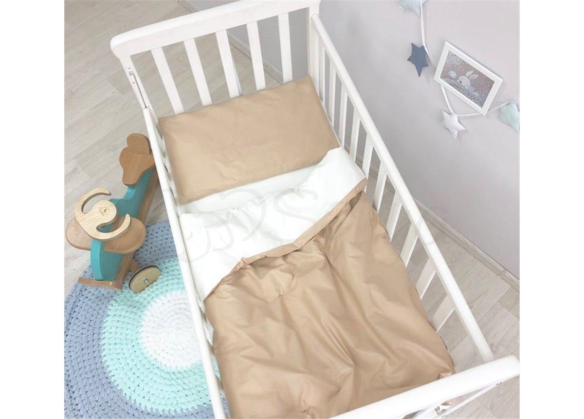 Сменный комплект постельного белья Универсальный Маленькая Соня шоколад