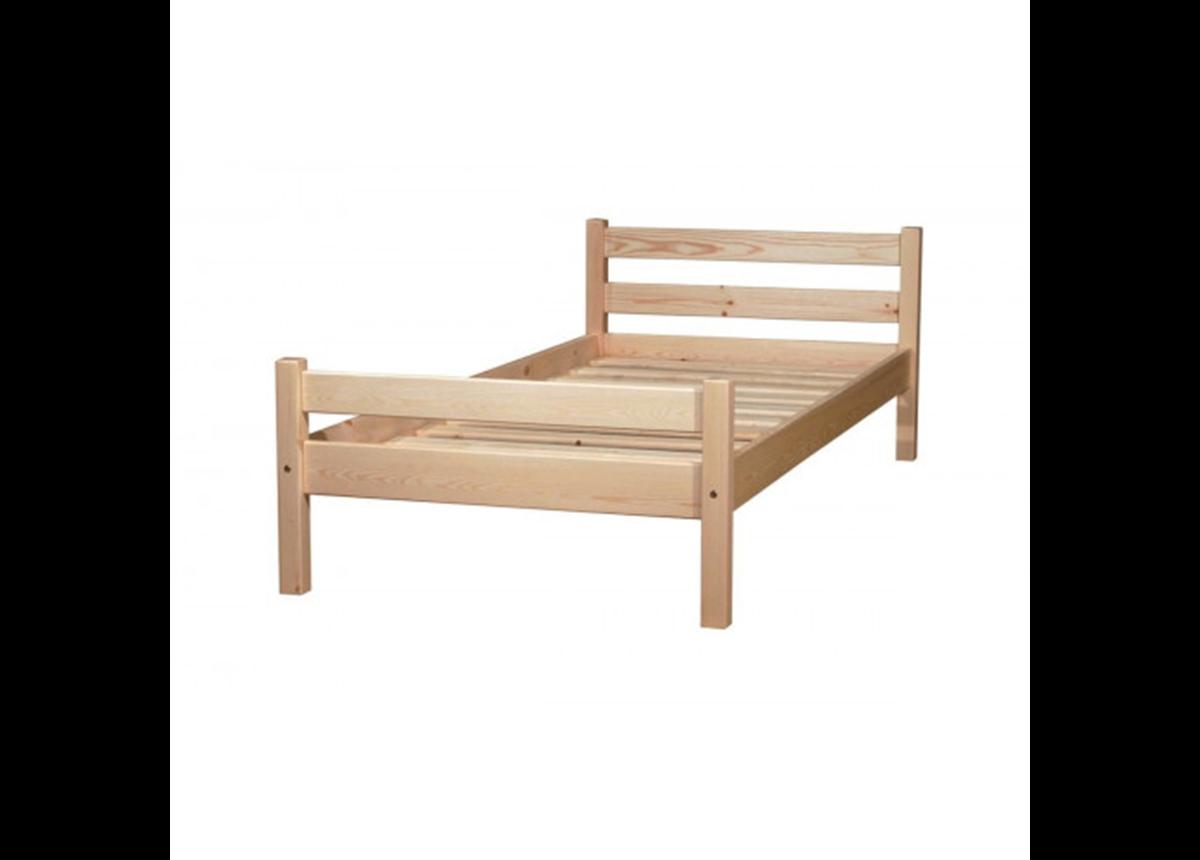 """Одноярусная кровать """"Ирель-Уют"""""""