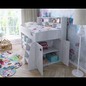 Кровать-чердак Малыш-5 Fmebel 80х190