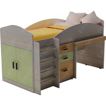 Кровать-чердак 778 Fmebel