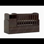 Кроватка-трансформер для новорожденных Marica 60х120 Fmebel