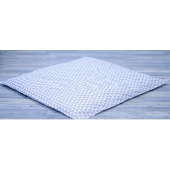 "Толстый коврик для вигвама ""Скандинавские холмики"" 100х100 Fmebel AL"