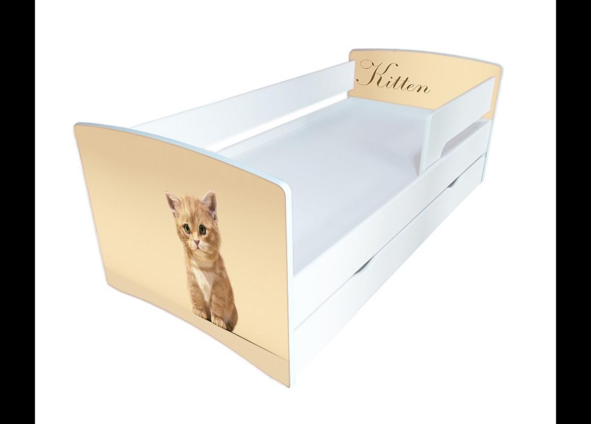 Кровать детская KINDER-COOL Viorina-Deko 80x170