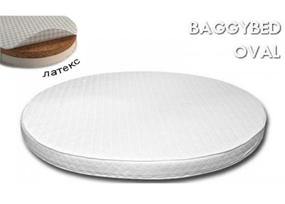 Распродажа Матрас SMARTBED OVAL Кокос+латекс 60х71 IngVart