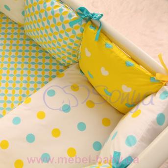 Распродажа Комплект Бейби дизайн № 3 Весна (6 предметов)