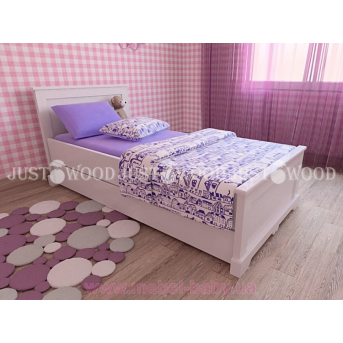 Кровать детская Аріель 90x190