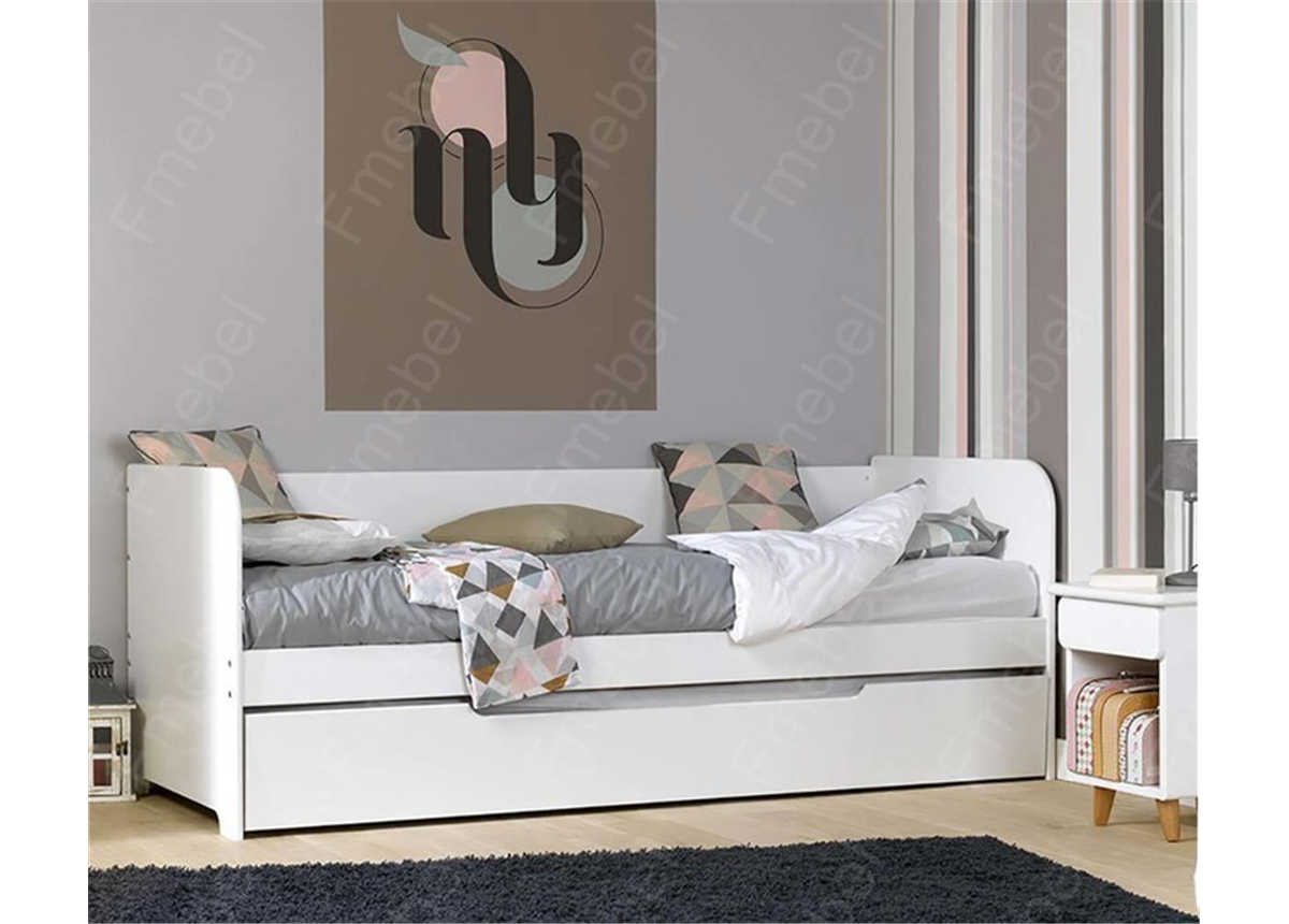 Кровать с дополнительным спальным местом Бали Fmebel 80x200