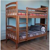 Двухъярусная кровать Бемби Дримка 90x200 Дерево