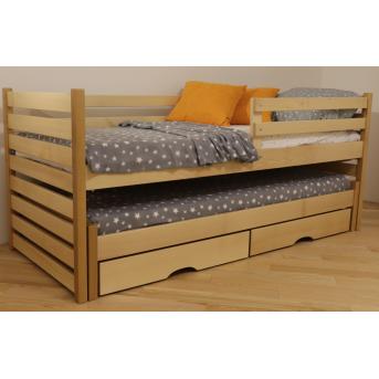 Кровать Симба с выдвижным спальным местом 80x200