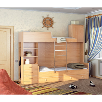 Двухъярусная кровать Таллин Fmebel