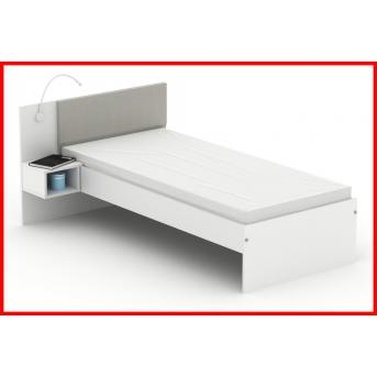 Распродажа Кровать + ящик Twin + панель 200 Mode Meblik 90*200