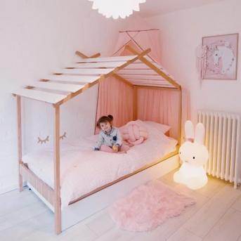 Кровать-домик АРИАННА 80x160 (102)
