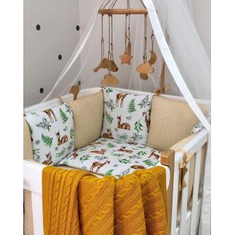 Комплект Олени к кроватке Sleepy Мама Уложила