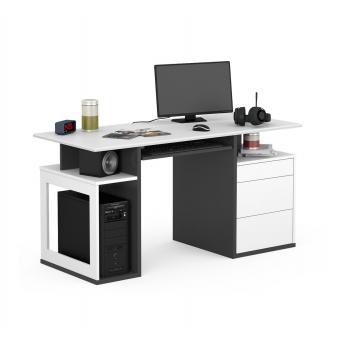 461 Письменный стол Game Box Серия X Dark Meblik