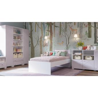 Комната Х-Скаут Санти Мебель розовый