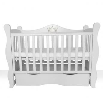 Кроватка детская LUX10 Angelo 60x120