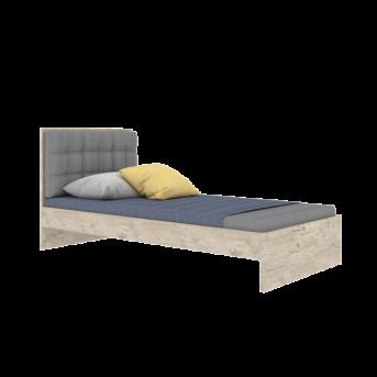 Кровать AN-L-001 Animals Эдисан 90x190