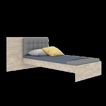 Кровать AN-L-005 Animals Эдисан 90x190