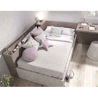 Кровать с подъемным механизмом Филиппины Fmebel 90x200