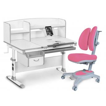 Комплект Evo-50 G Grey (арт. Evo-50 G + кресло Y-115 KP) Evo-kids серый