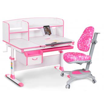 Комплект Evo 50 PN Pink (арт. Evo-50 PN + кресло Y-110 APK) Evo-kids розовый
