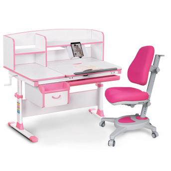 Комплект Evo 50 PN Pink (арт. Evo-50 PN + кресло Y-110 KP) Evo-kids розовый