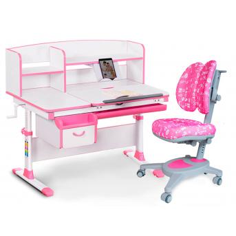 Комплект Evo 50 PN Pink (арт. Evo-50 PN + кресло Y-115 APK) Evo-kids розовый