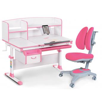 Комплект Evo 50 PN Pink (арт. Evo-50 PN + кресло Y-115 KP) Evo-kids розовый