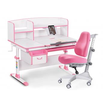 Комплект Evo 50 PN Pink (арт. Evo-50 PN + кресло Y-528 KP) Evo-kids розовый
