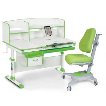 Комплект Evo 50 Z Green (арт. Evo-50 Z + кресло Y-110 KZ) Evo-kids зеленый