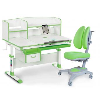 Комплект Evo 50 Z Green (арт. Evo-50 Z + кресло Y-115 KZ) Evo-kids зеленый