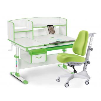 Комплект Evo 50 Z Green (арт. Evo-50 Z + кресло Y-528 KZ) Evo-kids зеленый