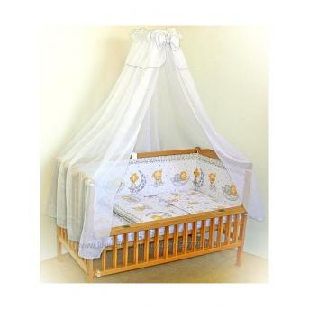 """Распродажа ДБ018/1 Спальный набор в детскую кровать """"Евро"""" (без балдахина)"""