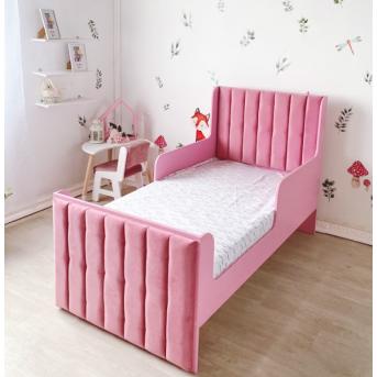 Кровать детская мягкая LONDON (102)