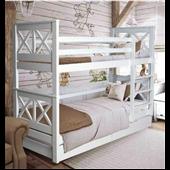 Двухъярусная кровать Лея Мистер Мебл 90х200