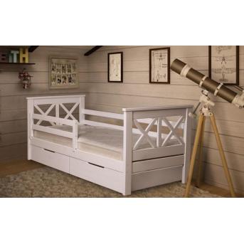 Кровать-диванчик с дополнительным спальным местом Лиззи Мистер Мебл 80x190