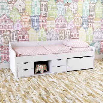Кровать-диванчик Медисон Fmebel 80x190